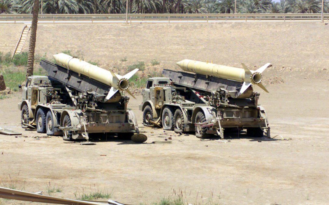 Les missiles iraniens ont été tirés dans la nuit de mercredi sur deux bases américaines en Irak.