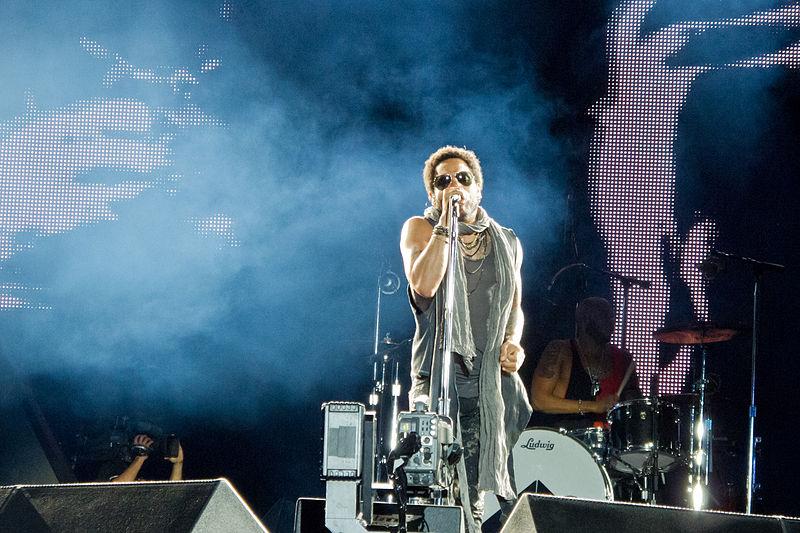 Lenny Kravitz rejoint Nile Rodgers, première tête d'affiche annoncée des