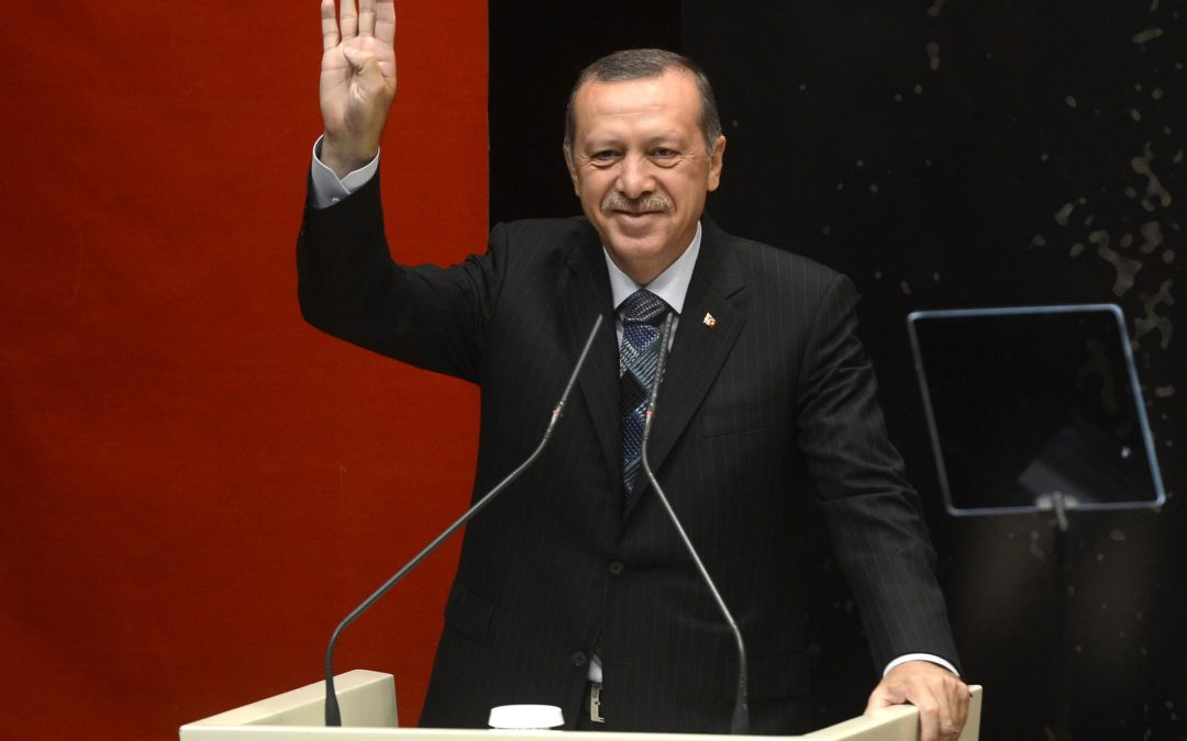Recep Tayyip Erdoğan, le président de la République de Turquie / Crédits : Pixabay