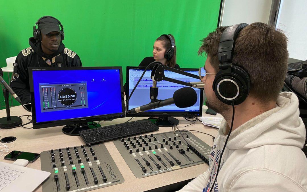 Interview Jeune Lewis Podcast