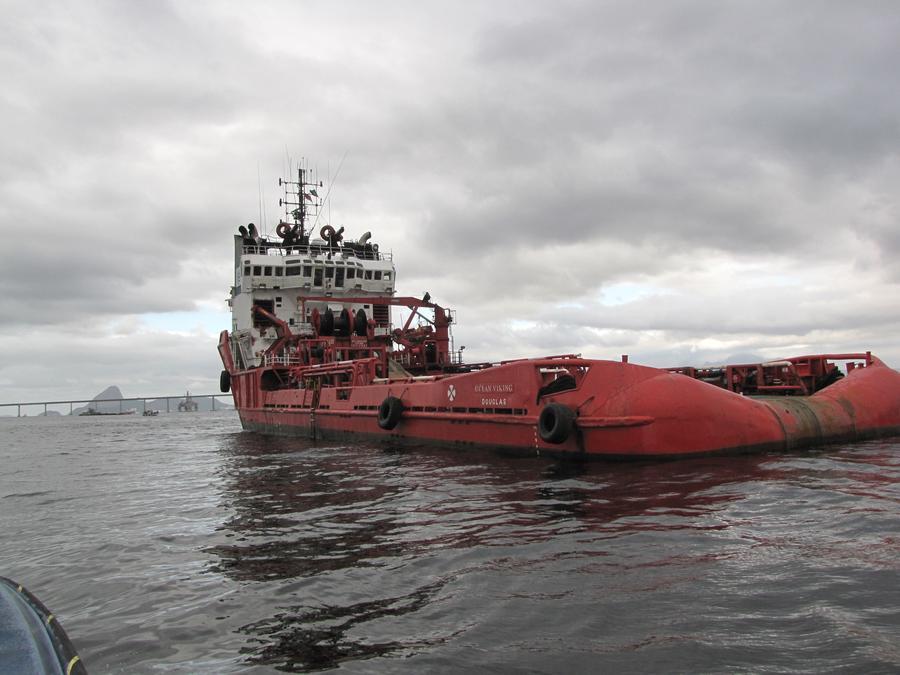 L'Ocean Viking de MSF / Deviantart