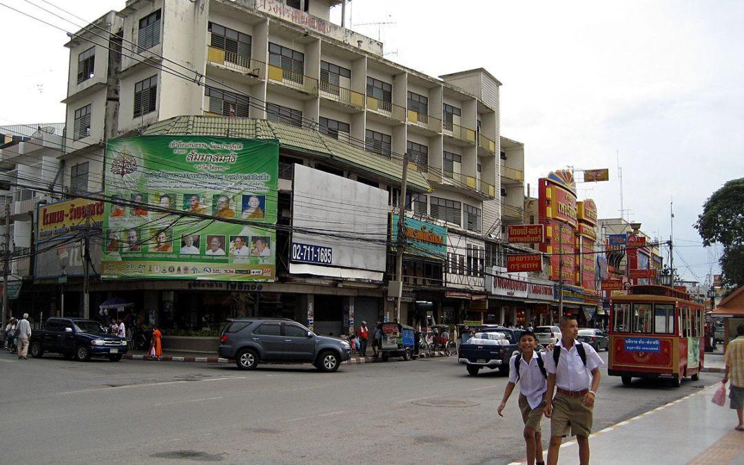 Nakhon Ratchasima . Wikimedia