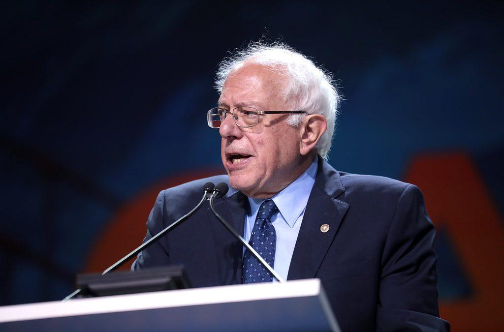 Bernie Sanders a remporté la primaire démocrate dans le New Hampshire.  Crédit DR
