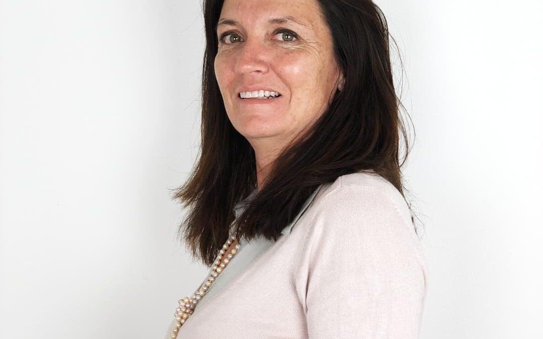Magali Fouillen, directrice de l'association