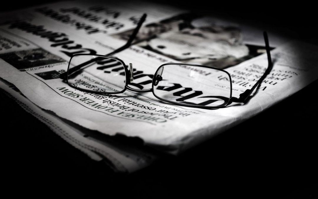Un journaliste peut-il être militant ? Crédit DR