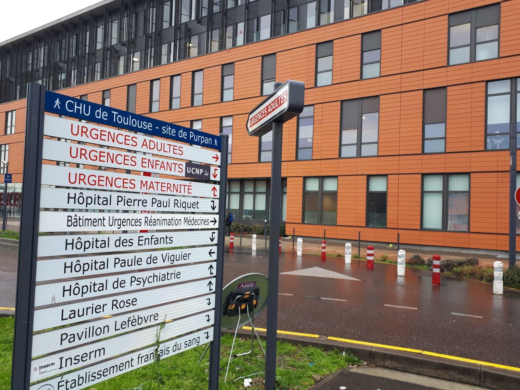 Hier, une dizaine d'opérations chirurgicales ont été annulées au CHU de Toulouse, en raison d'un mouvement de grève. - Crédit : Emmanuel Clévenot