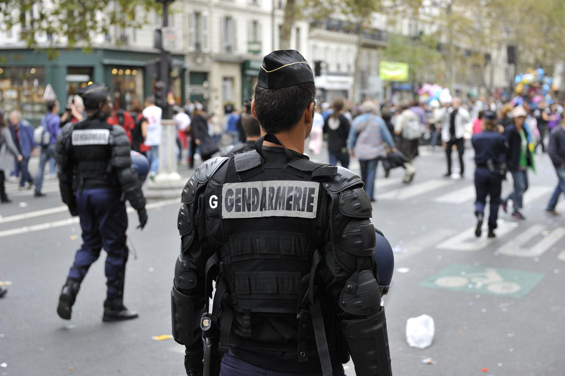 En 2020, dix gendarmes se sont suicidés. Un chiffre en baisse depuis 2018. Crédit : CC BY-SA 2.0 par Rog01.