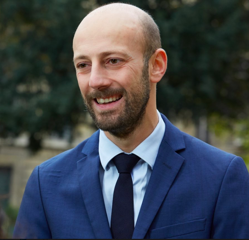 Stanislas Guerini, délégué général de LRM souhaite mettre en place un